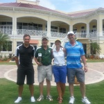 Conagh, Maggie, & Vincent MacNabb @ Naples Lakes